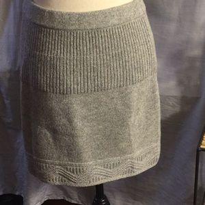 Ladies Woolrich wool skirt